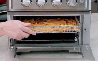 Top-5 Airfryer Ovens In 2021